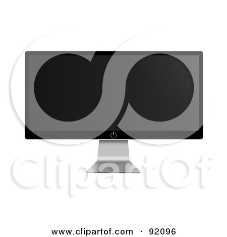 Royalty Free  Rf  Tv Screen Clipart   Illustrations  1