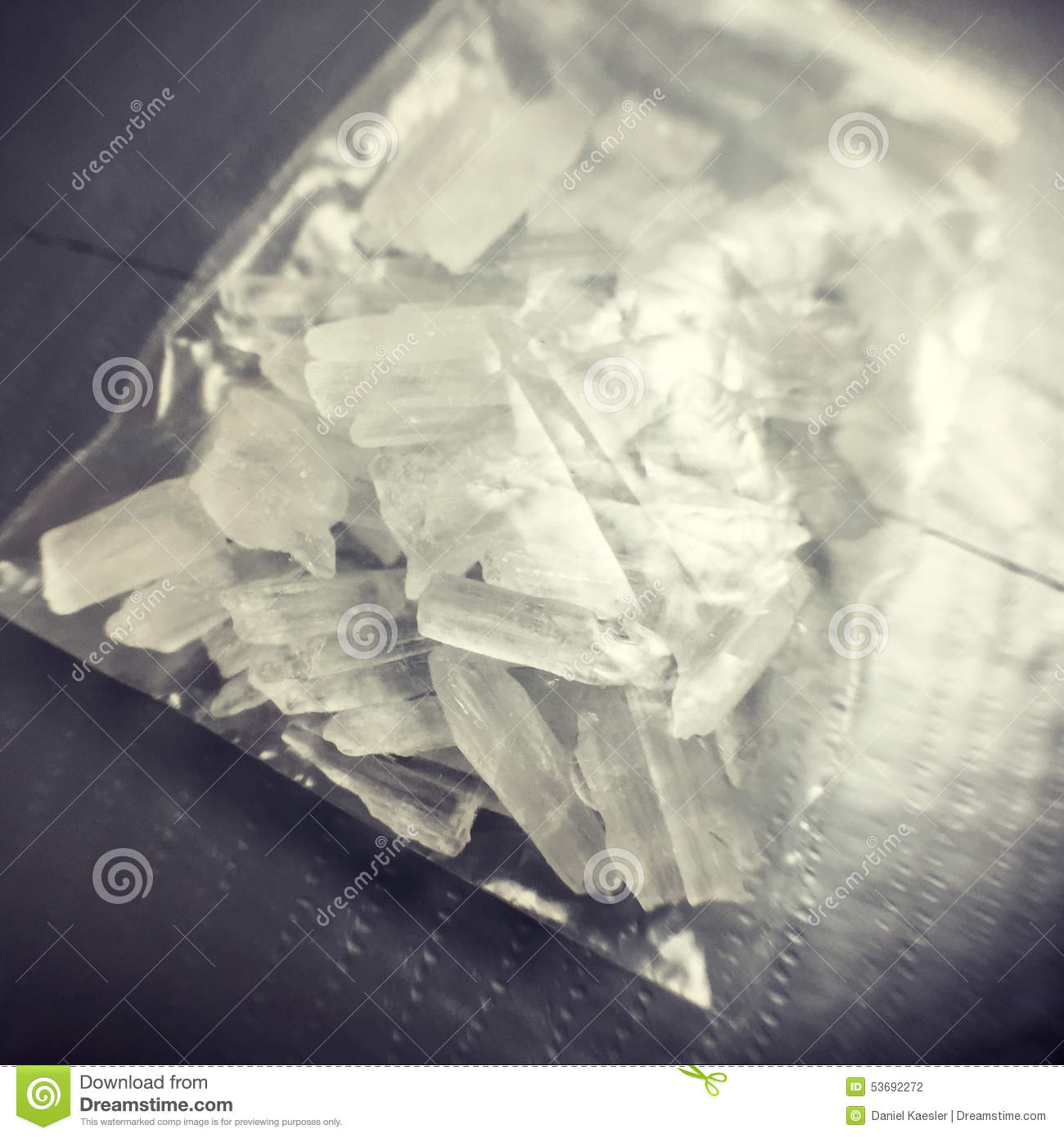 Methamphetamine Also Known As Crystal Meth