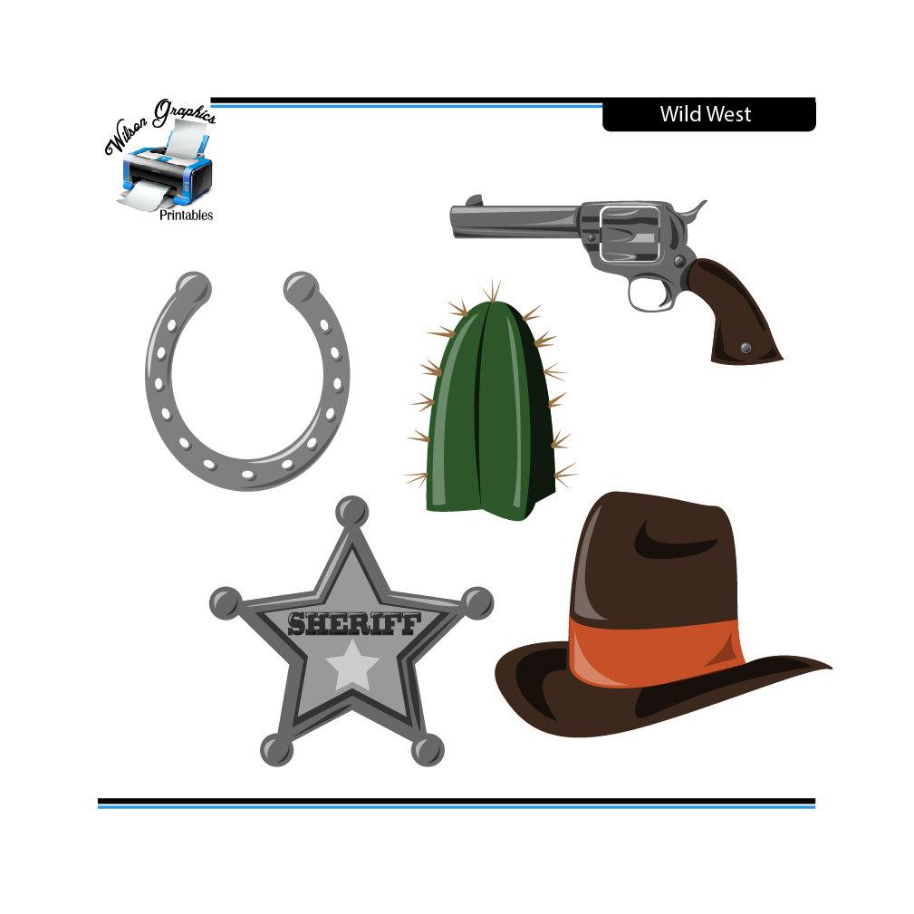 Wild West Clipart - Clipart Kid
