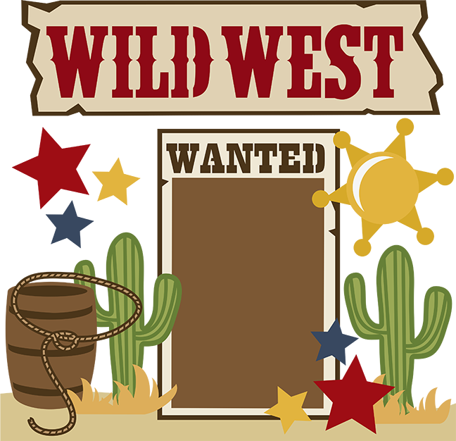 wild west clipart clipart suggest Wild West Drawings Wild and Free Quotes