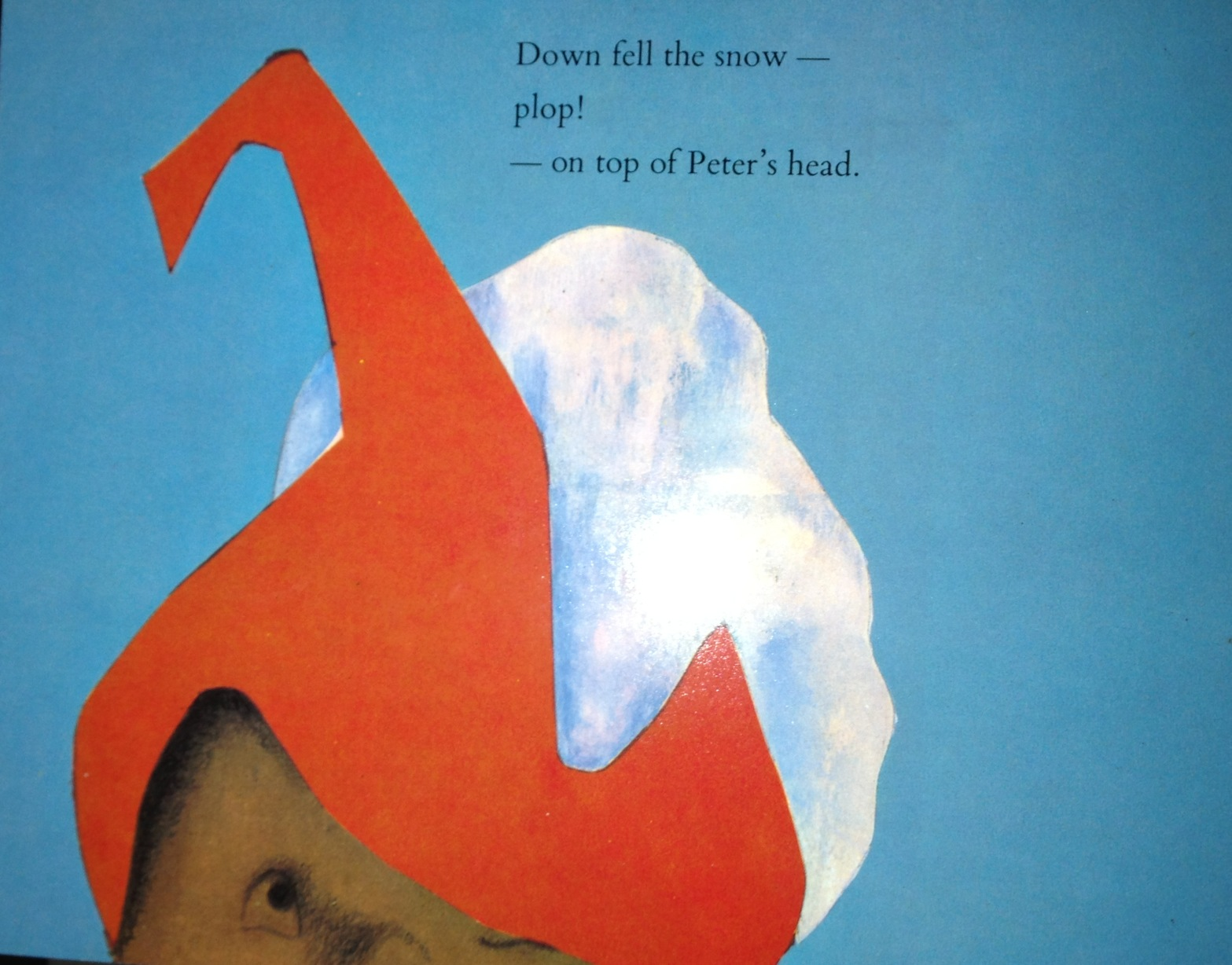 Adults To Read To Their Children  The Snowy Day By  Ezra Jack Keats
