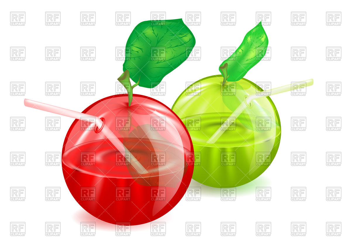 Apple Juice Concept 82484 Download Royalty Free Vector Clipart  Eps