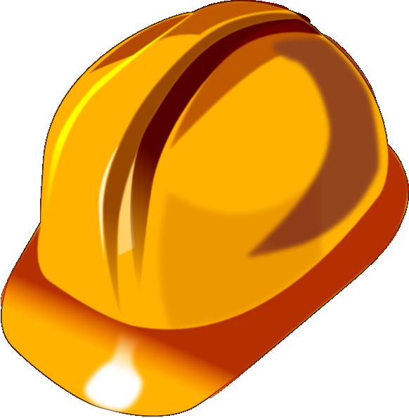 Construction Hat Clipart - Clipart Kid