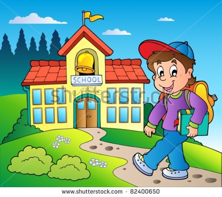 Outdoor Building Clipart - Clipart Kid