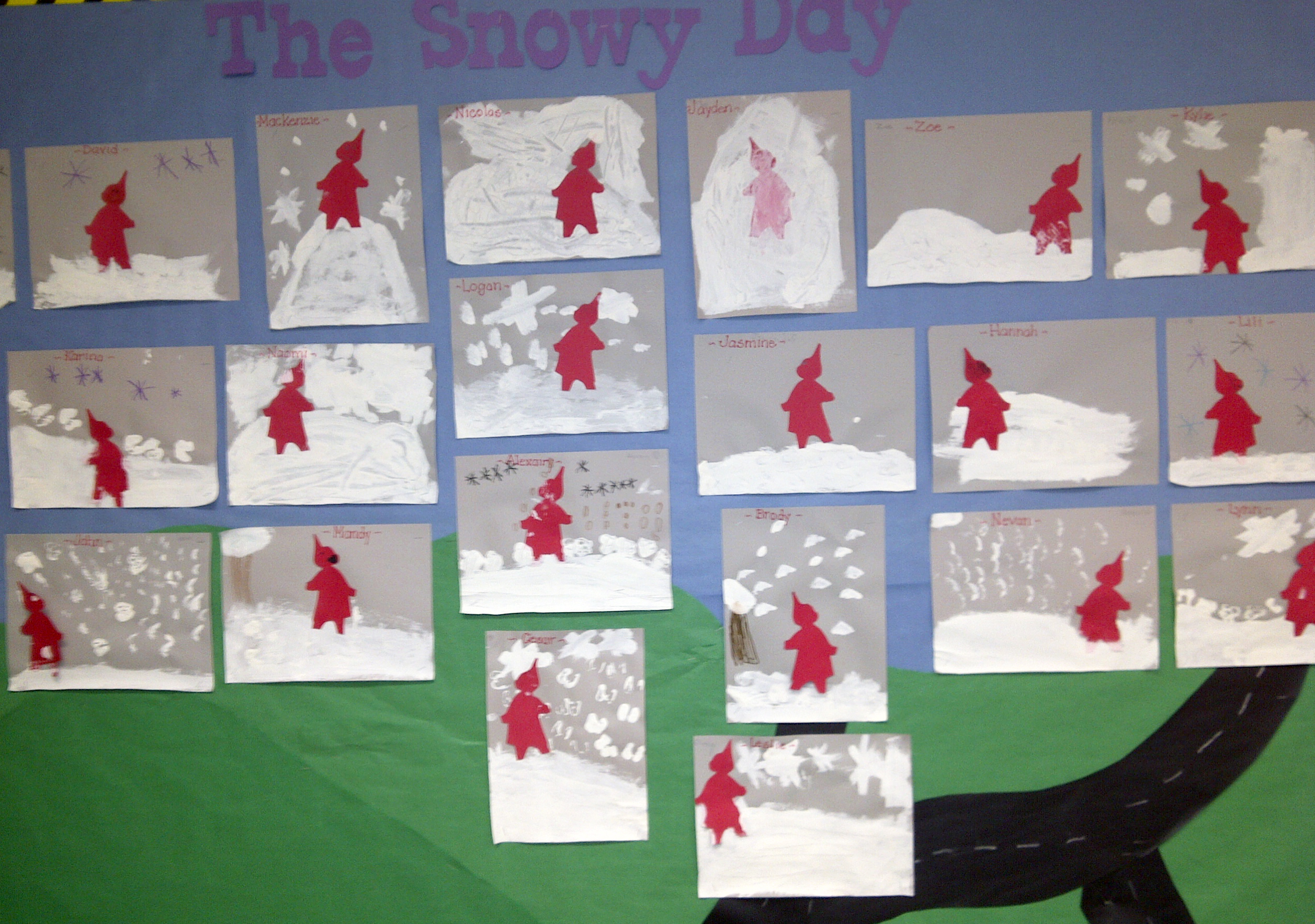 Ezra Jack Keats Foundation   Teacher Features   The Snowy Day 1