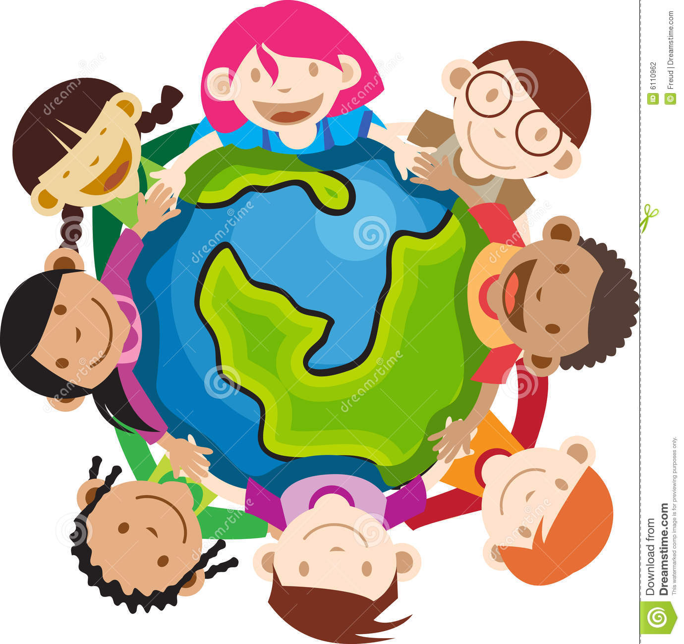 Ethnic Clipart - Clipart Kid