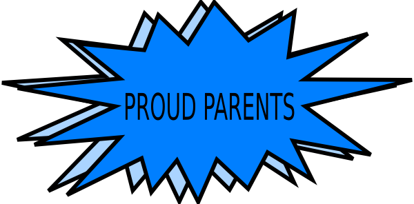 Proud Parents Clip Art At Clker Com   Vector Clip Art Online Royalty