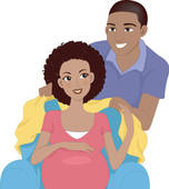 Proud Parents Clipart Expecting Parents   Clipart