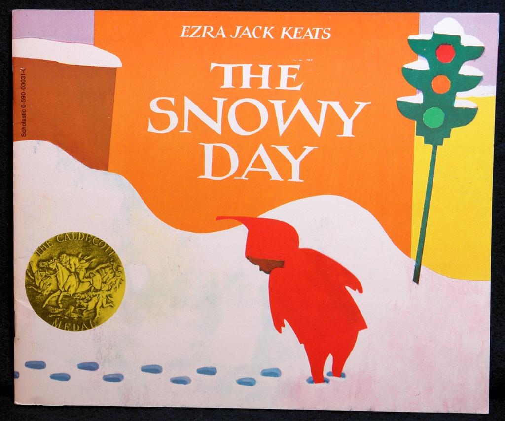 Snowy Day Ezra Jack Keats Activities