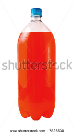 2 Liter Soda Bottle Clipart