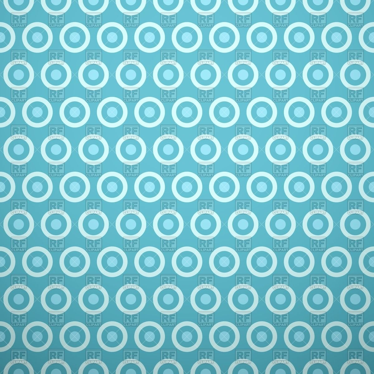 Blue Polka Dot And Circle Shapes Background Backgrounds Textures