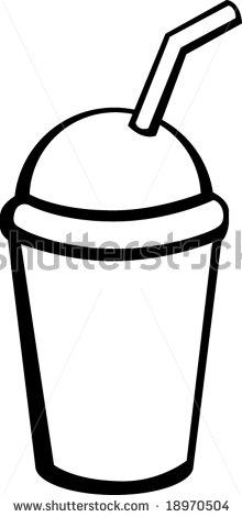 Cup Straw Clipart   Clipart Panda   Free Clipart Images