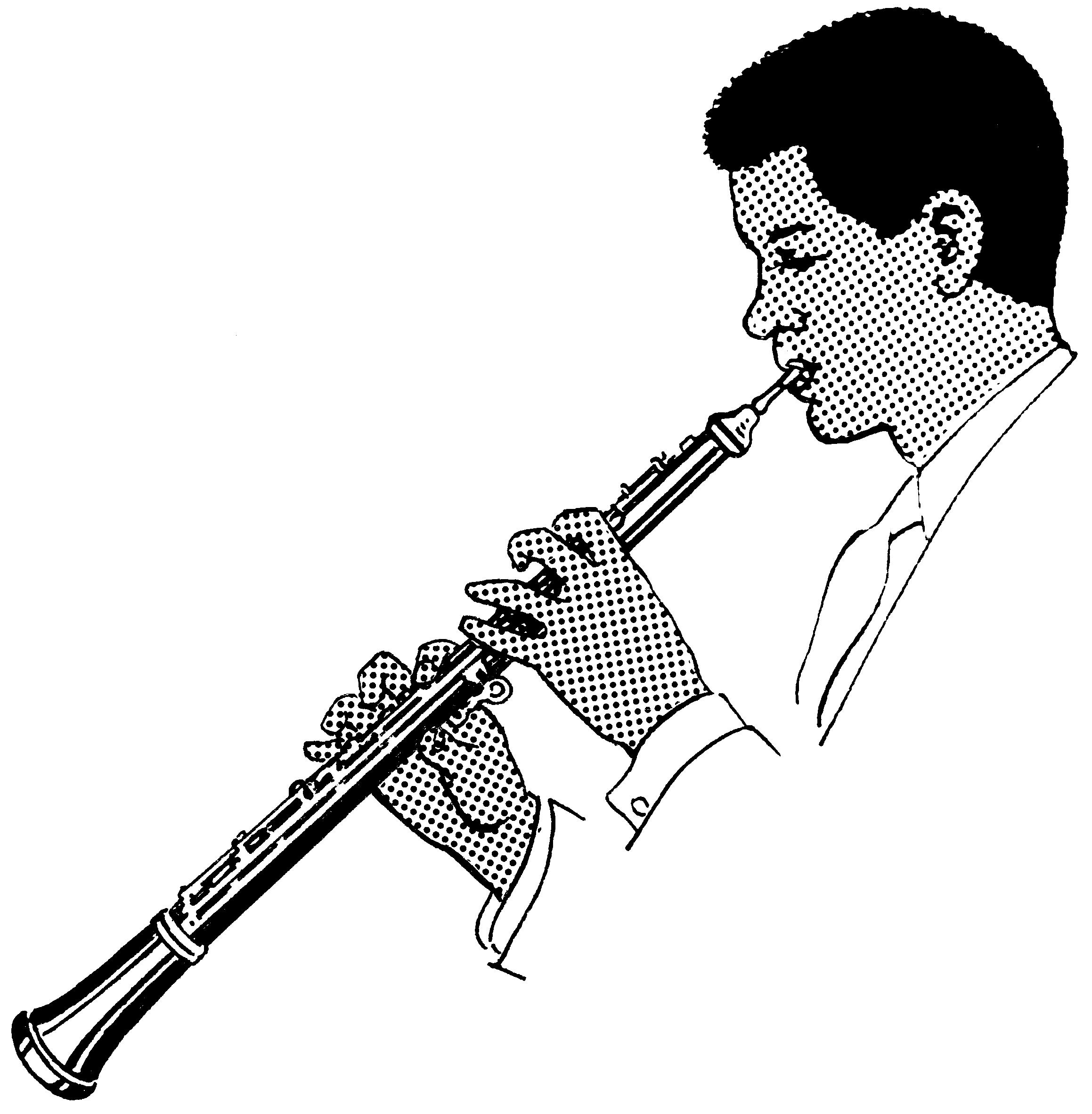 Clipart Oboe Oboe Clipart - Clipart...