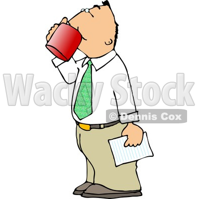 People Drinking Coffee Clipart   Clipart Panda   Free Clipart Images