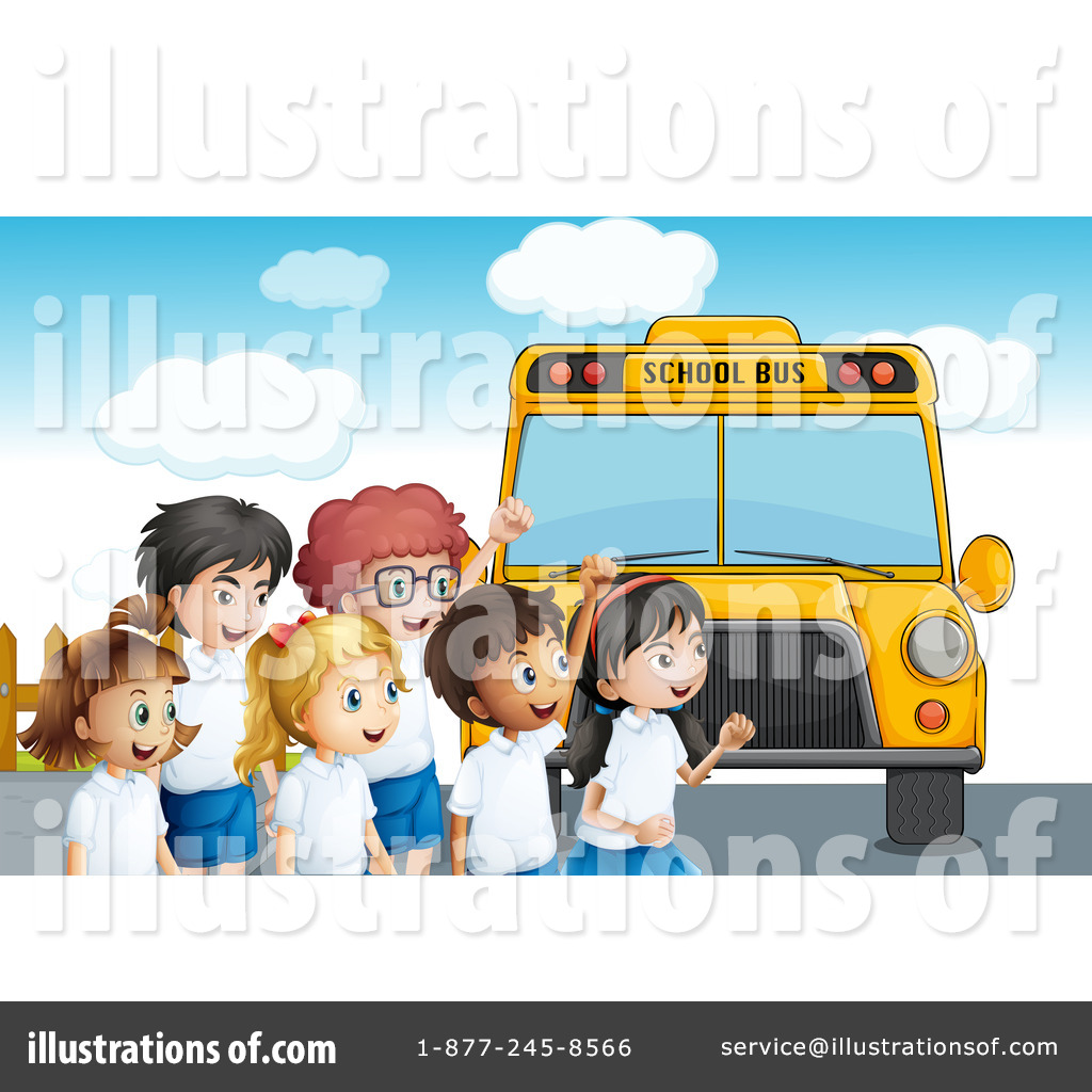 Royalty Free  Rf  Field Trip Clipart Illustration By Colematt   Stock