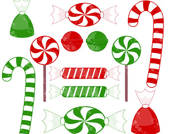 Clipart  Xmas Clipart  Candy Clip Art  Christmas Clipart  Clipart