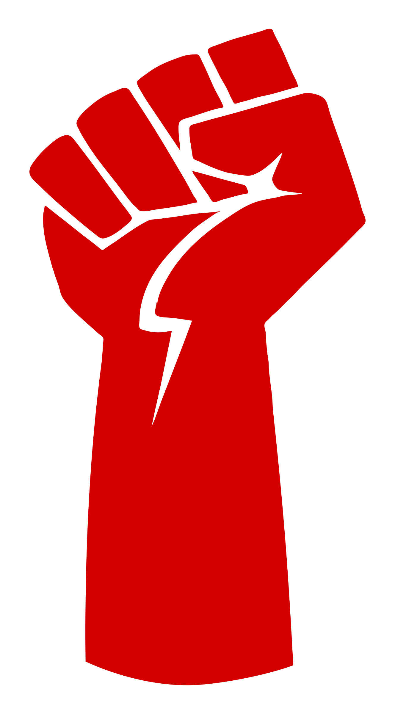 Power Fist By Worker