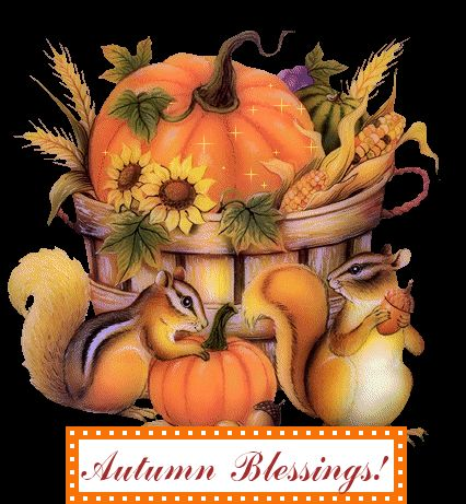 Autumn Blessings   Thanksgiving   Pinterest