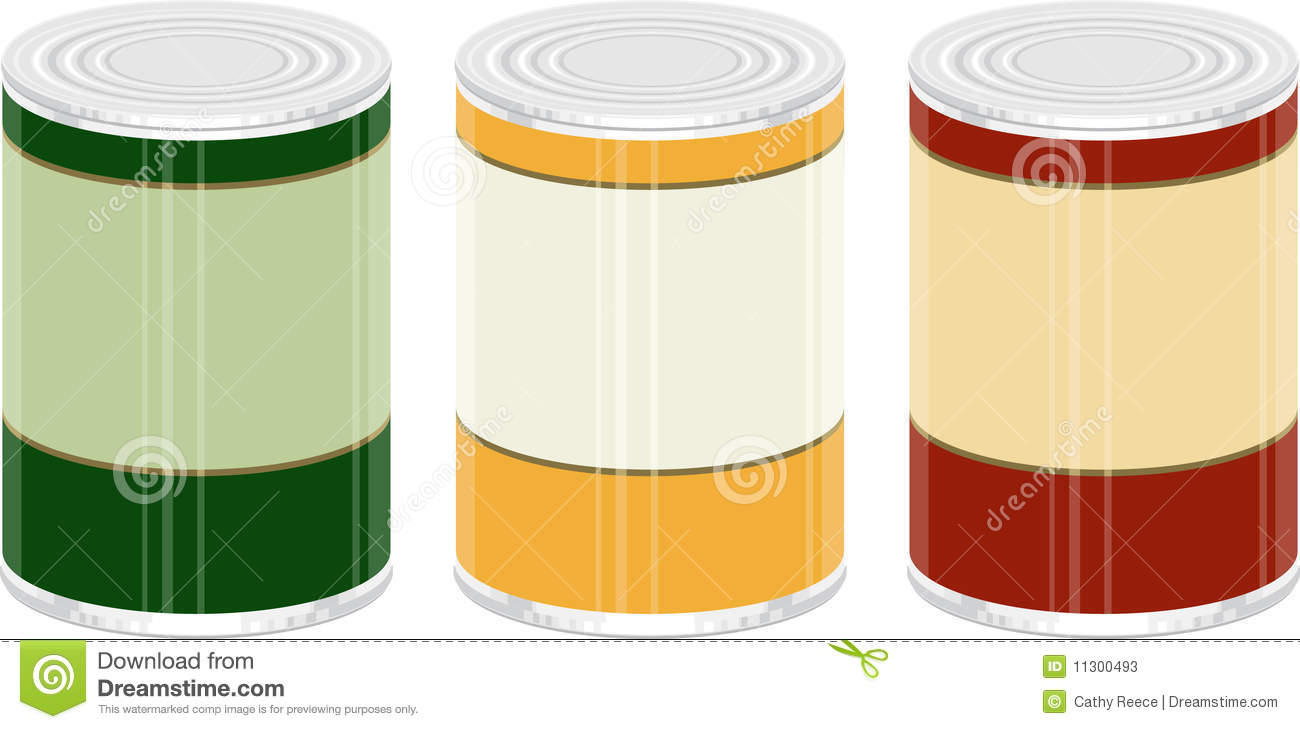 Canned Goods Stock Photos   Image  11300493