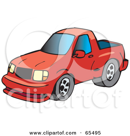 Royalty Free Pick Up Truck Illustrations By Dennis Holmes Designs Page