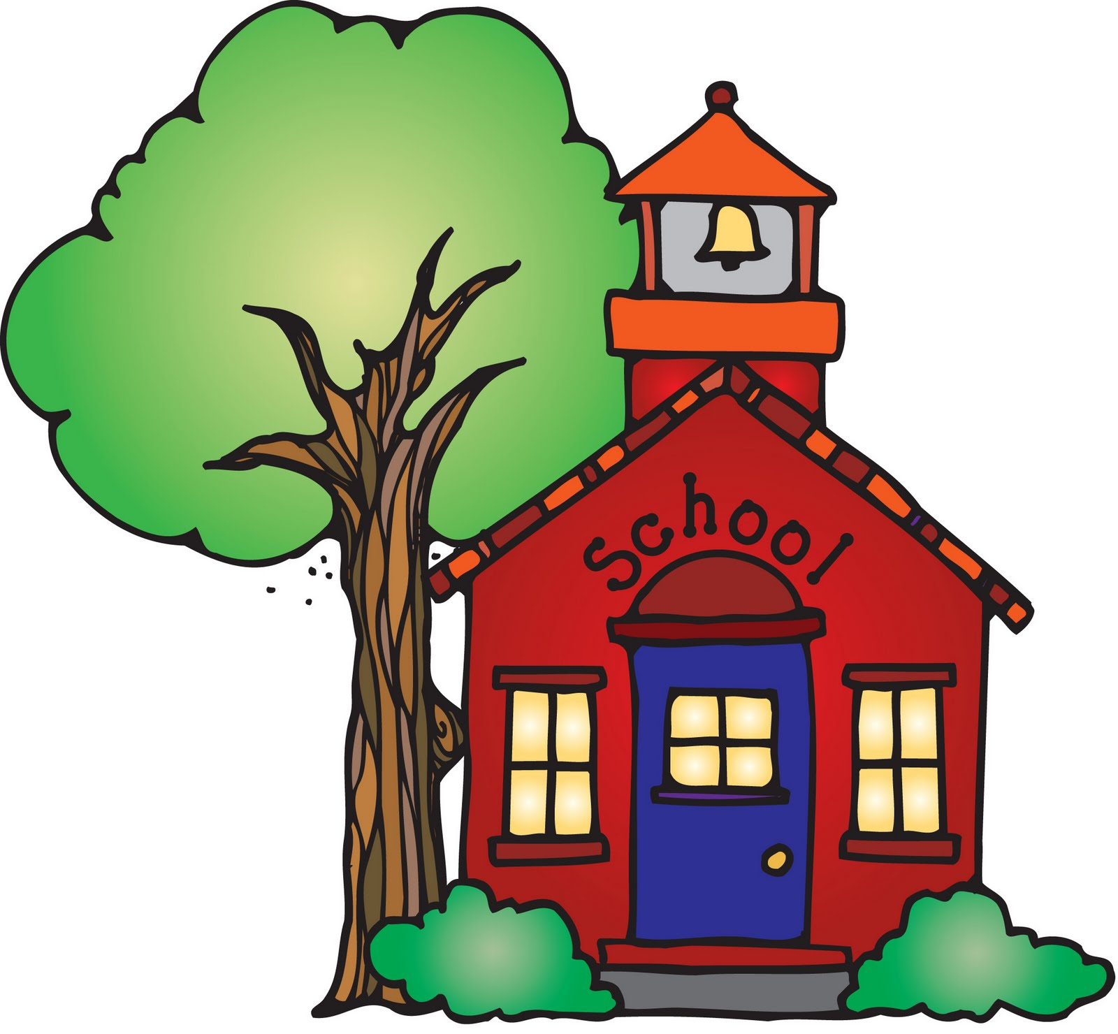 13 School House Graphics Free Cliparts That You Can Download To You
