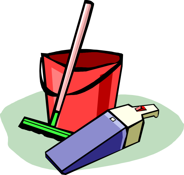 Cleaning Supplies Clip Art At Clker Com   Vector Clip Art Online