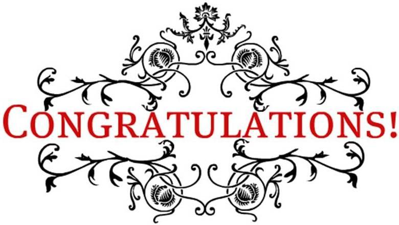 Congratulations Clipart - Clipart Kid