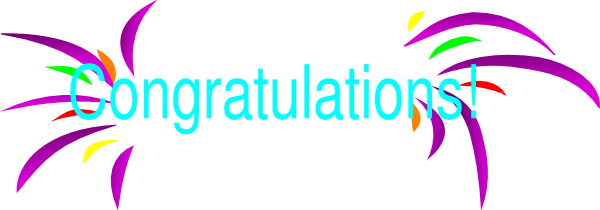 Congratulations Animated Clipart - Clipart Kid