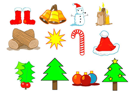 Free Christmas Clip Art From Presentation Magazine