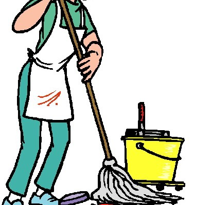 Office Cleaning Images Clip Art