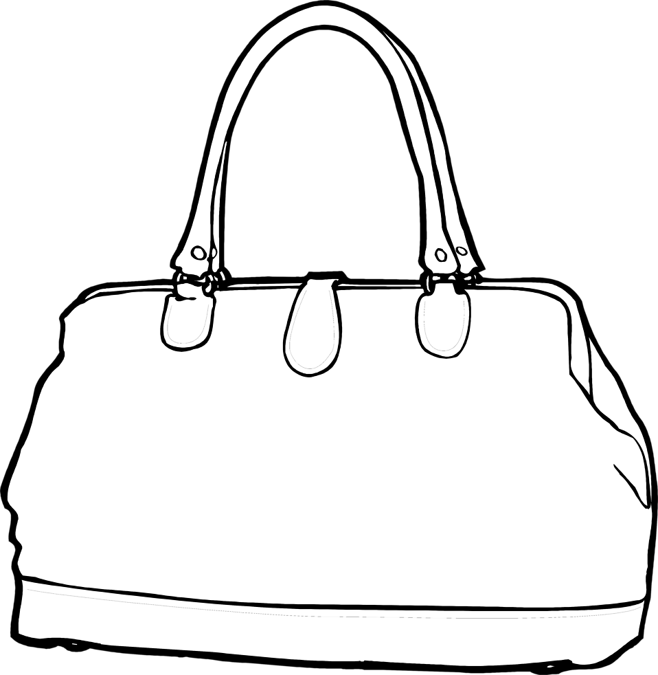 Purse   Free Stock Photo   Illustration Of A Purse     7887