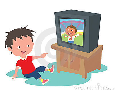 Watch Tv At Quarter Past Seven I Don T Watch Tv At 10 O Clock