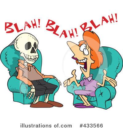 Women Talking Clipart