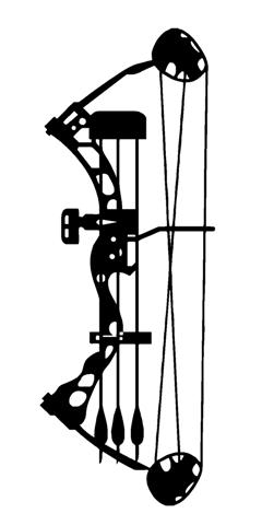 Bow Hunting Silhouette Clip Art Car Pictures