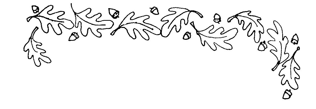 Oak Leaf Trim