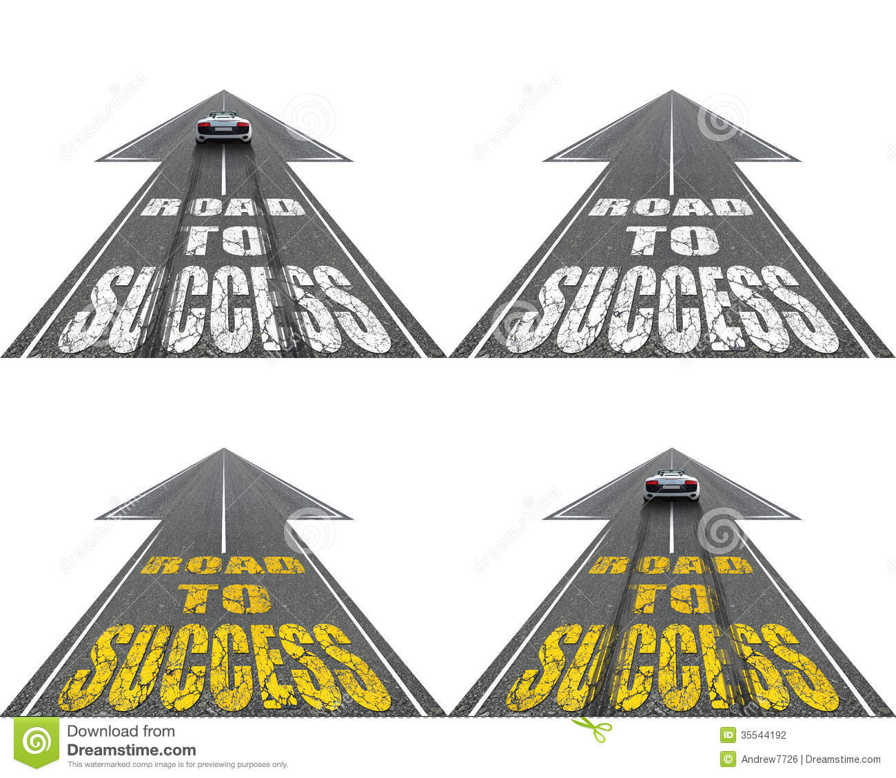 Road To Success Clipart - Clipart Suggest