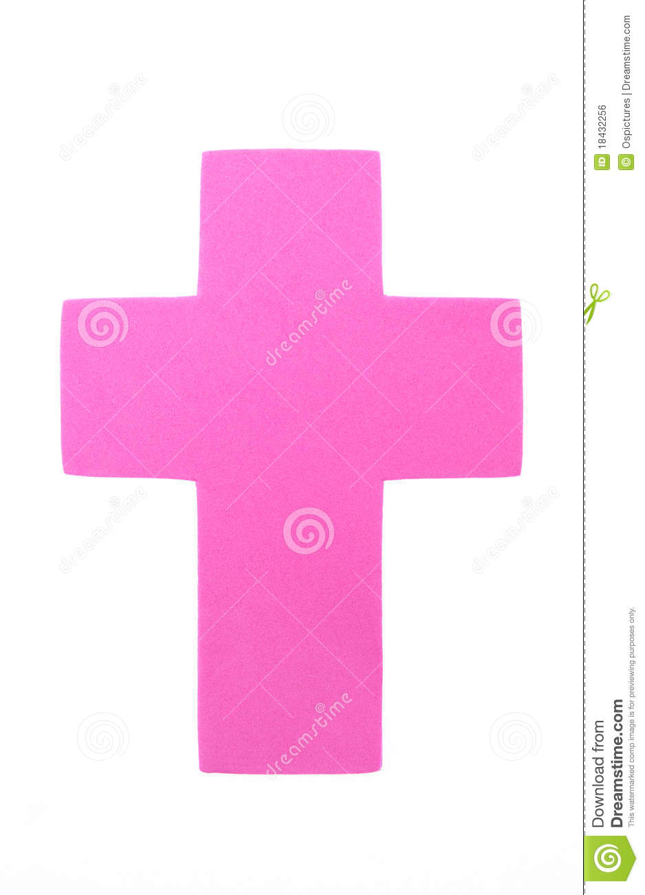 Pink Cross Clipart Pink Cross Cake Ideas And