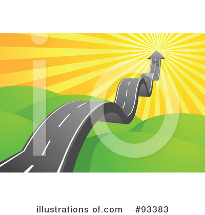 Road To Success Clipart Royalty Free  Rf  Road Clipart