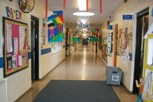 Clip Art School Hallway Clipart - Clipart Suggest