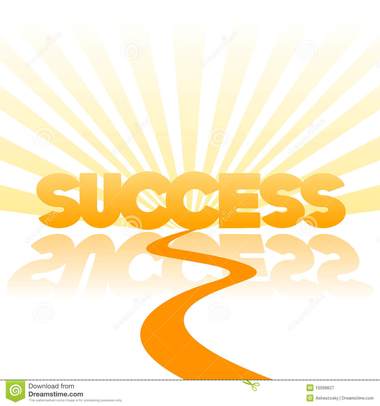 Success Clipart Road To Success Background