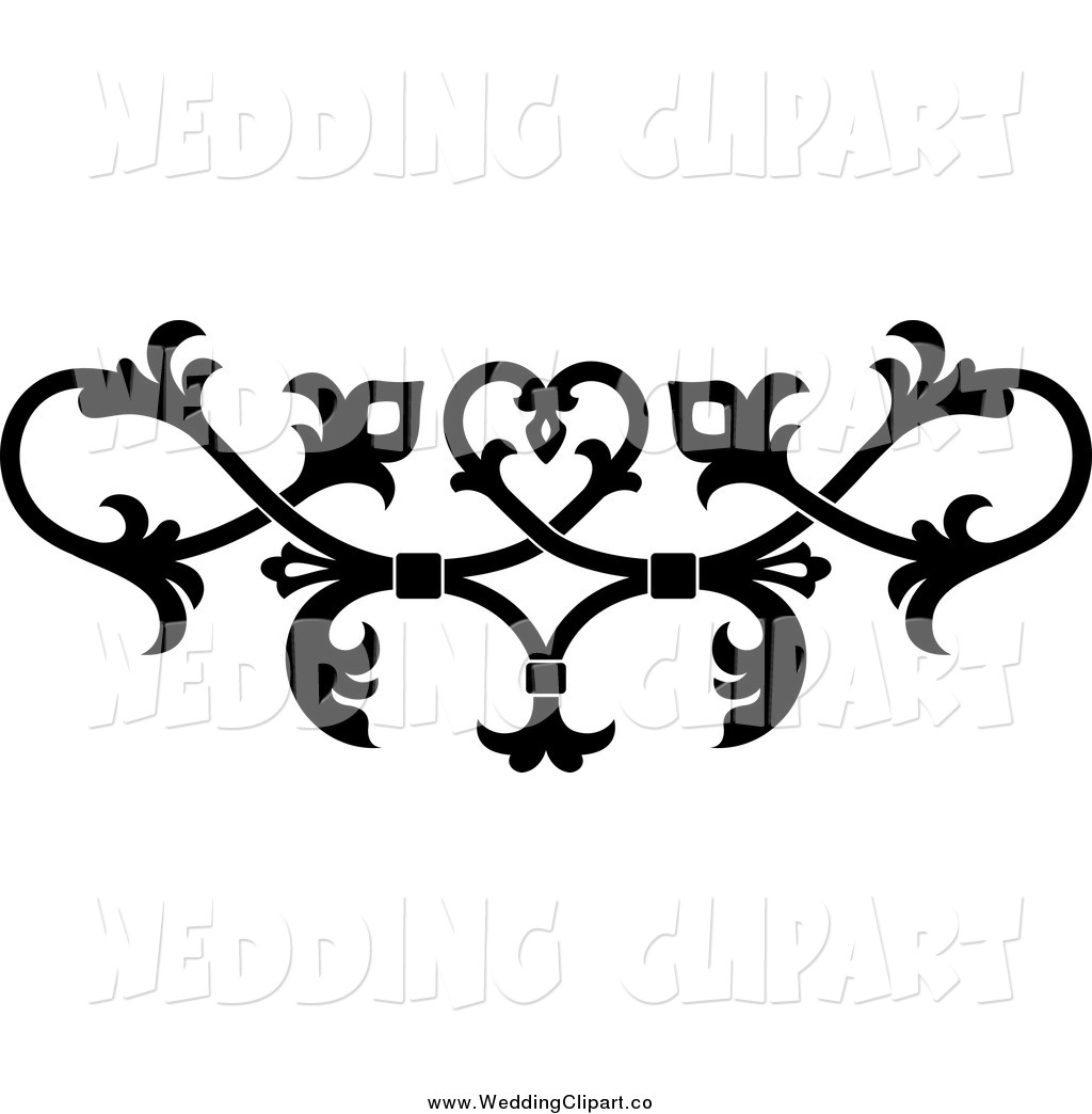 Marriage Black And White Clipart - Clipart Kid