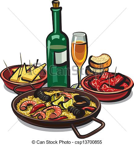 With Appetizers And Wine   Clipart Panda   Free Clipart Images