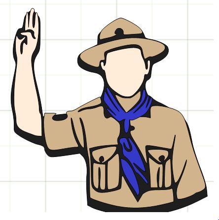 Boy Scout Clipart Clip Art