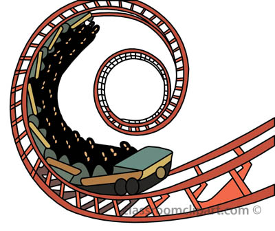 roller coaster clipart clipart suggest roller coaster clip art free roller coaster clip art loop