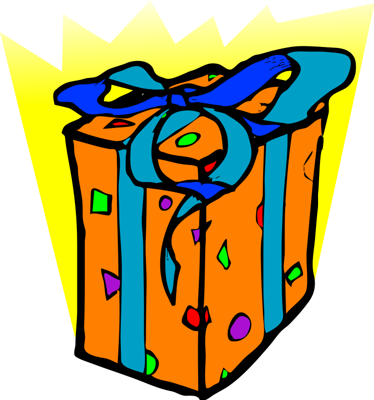 Gift Clipart - Clipart Kid