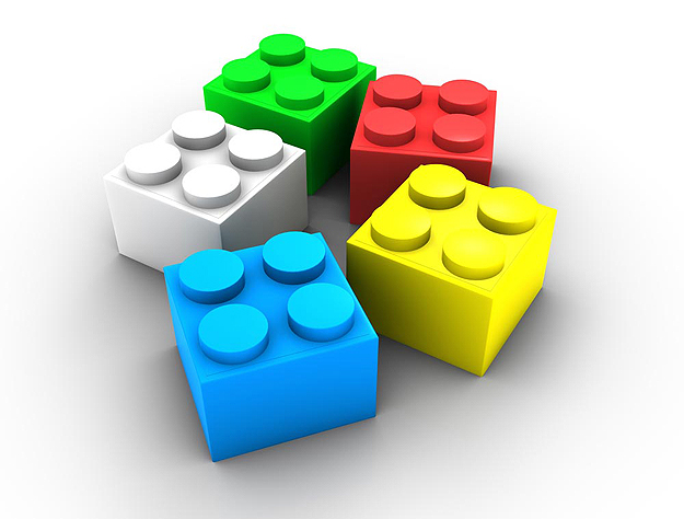 lego brick side view clipart - photo #38