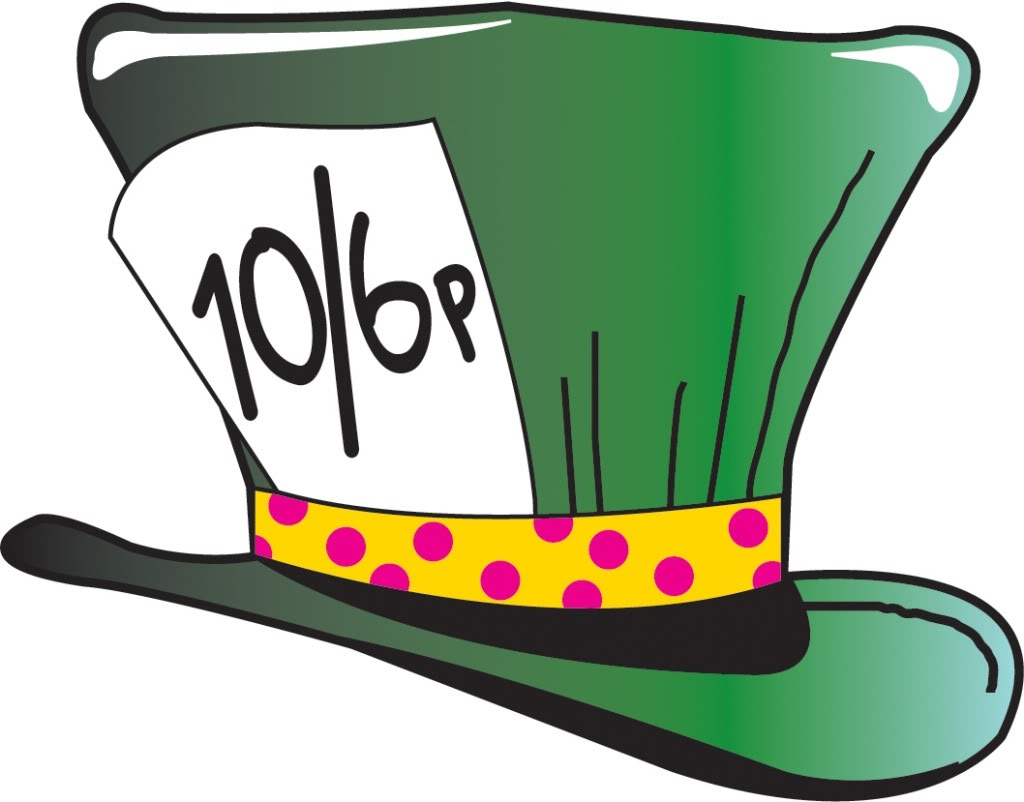 Mad Hatter Clip Art Rabbit Free Cliparts That You Can Download To