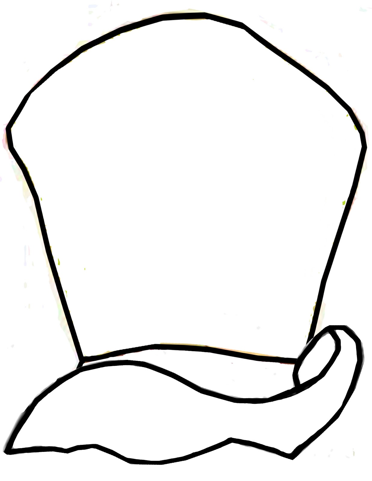 Mad Hatter Hat Clipart - Clipart Suggest