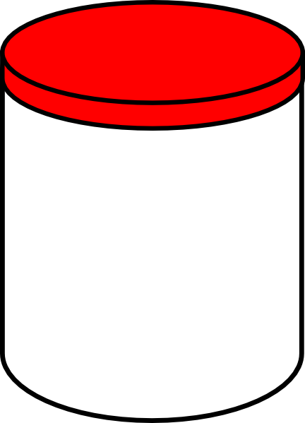 Plain Dream Jar 3 Clip Art At Clker Com   Vector Clip Art Online