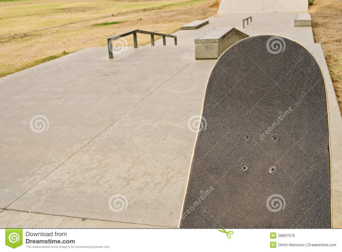 Skateboard Surface At Ramp Royalty Free Stock Images   Image  28967079